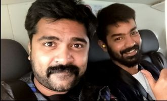 Mahat acting in his first film after 'Bigg Boss 2' with Simbu