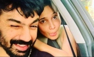 Mahat's special gift to his wife Prachi on one year anniversary