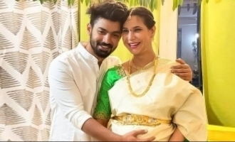 Mahat's wife Prachi Mishra's baby shower function held in a unique way