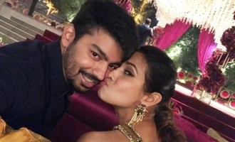 Mahat Raghavendra's wife's emotional note to him before leaving for abroad