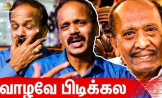 LAST WORDS of Director Mahendran : Dhananjayan Emotional Interview