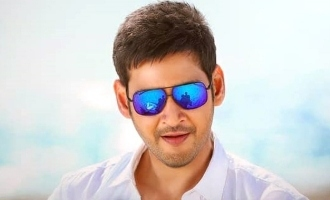 """Avoid social gatherings on my birthday,"" says Mahesh Babu"