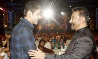 Kamal Haasan and Mahesh Babu to unite for a pan Indian biggie?