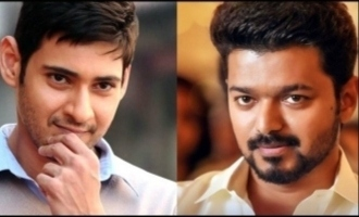 Mahesh Babu's birthday challenge video to Thalapathy Vijay storms the internet