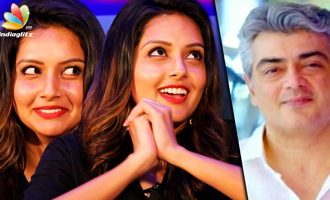 Huge Crush on Thala Ajith : Actress Mahima Nambiar Interview