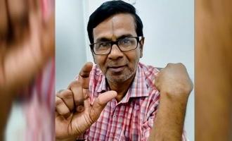 மூத்த பத்திரிகையாளர் மேஜர்தாசன் காலமானார்: பத்திரிகையாளர்கள் சங்கம் இரங்கல்