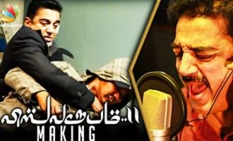 The Making of Gnyabagam Varugiradha Song : Vishwaroopam 2 Singers Interview