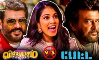 Its Not Petta vs Viswasam but... : Malavika Mohanan Interview