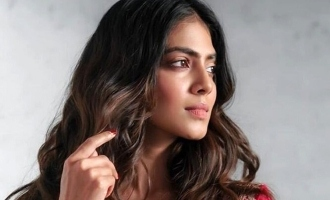 Malavika Mohanan instagram page not viewed for technical reason