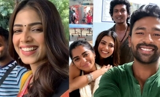Malavika Mohanan thanks Lokesh, shares unseen photos from Master!