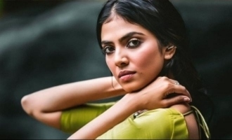 Malavika Mohanan's most glamorous photoshoot so far causes the internet to crash