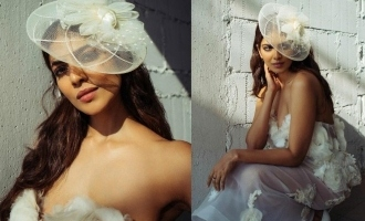 Why Malavika Mohanan wanted to find out how she looks as a Christian bride?