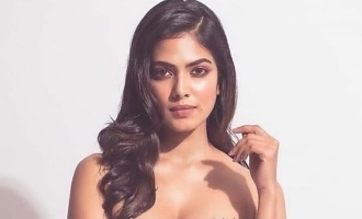 'Master' girl Malavika Mohanan's mesmerizing new photos set the internet on fire