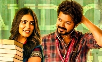Malavika Mohanan reveals a big secret about Vijay's Master!