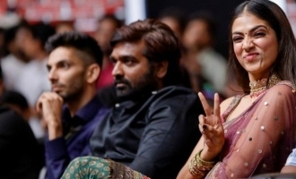 Malavika Mohanan shares what to learn from Vijay Sethupathi and Anirudh