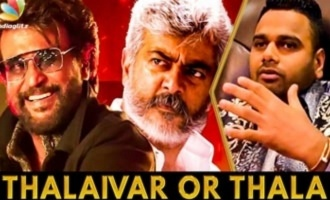 PETTA vs VISWASAM : Who made it big at Overseas Collection | Malik Distributor Interview