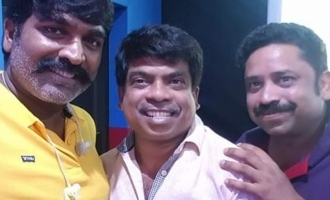Interesting update on Vijay Sethupathi's Maamanithan!