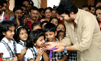 Mammootty's birthday celebration