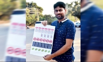 It's a Miracle: Techie Travels 15000 km Without a Single Honk!