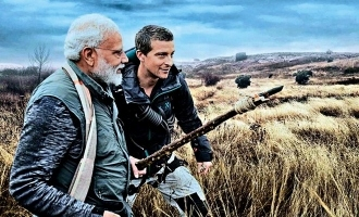 Sneak peek: 'Man vs Wild' episode featuring PM Modi to air tonight