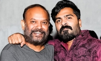 Venkat Prabhu and Simbu's special contest for fans!