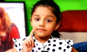 Nayanthara's reel daughter Manasvi slams COVIDIOTS in angry video
