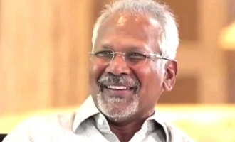 Maniratnam's next all set to begin!
