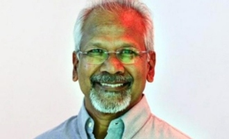 Maniratnam healthy and back to work!