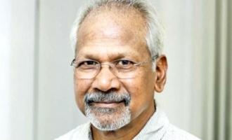 Another top hero confirms signing Mani Ratnam's 'Ponniyin Selvan'