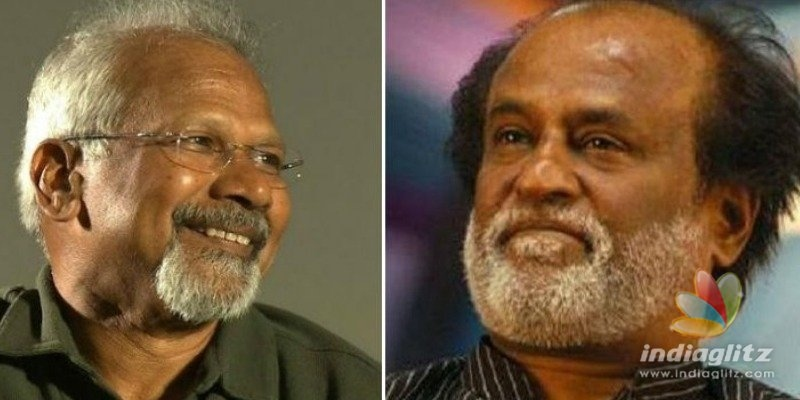 Superstar Rajinikanths confirmation about Mani Ratnams Ponniyin Selvan