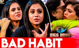 'Bigg Boss 3' hugs are not proper - VJ Manimegalai