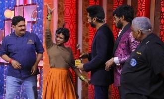 'குக் வித் கோமாளி' சீசன் 2: மணிமேகலைக்கு கிடைத்த விருது என்ன தெரியுமா?