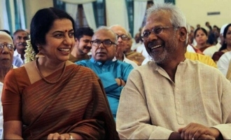 Suhasini updates truth about Mani Ratnam's health