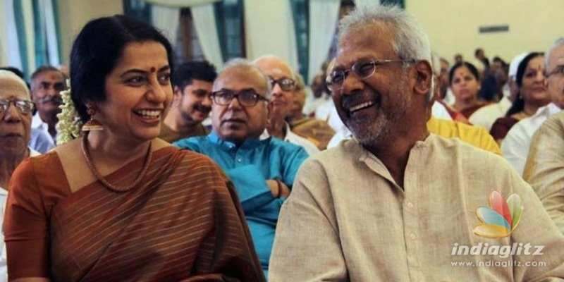 Suhasini updates truth about Mani Ratnams health