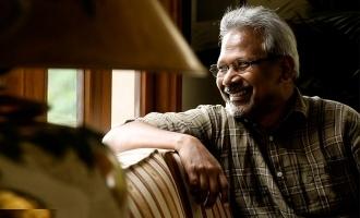 Popular actor pens screenplay for Maniratnam's Ponniyin Selvan!