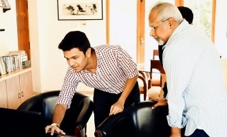 Karthik Naren reveals how Maniratnam motivated him!