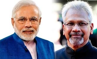 Official clarification on Maniratnam's letter to Modi!