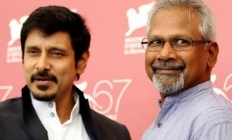 Vikram confirms mega movie with Mani Ratnam