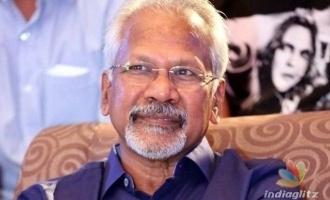 Sid Sriram debut as a music director in Maniratnam next movie