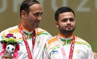Tokyo Paralympics 2021: India wins 2 medals in one event; Manish Narwal bags gold and Singhraj Adhana bags silver!