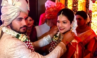 Tamil actress Ashrita Shetty getting married to cricketer Manish Pandey today