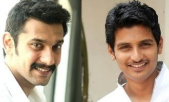 Jiiva and Arulnithi movie gets a hot heroine