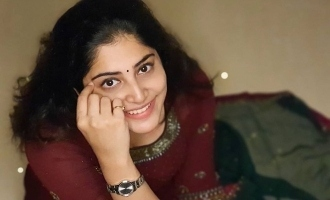 Manjima Mohan shares a nostalgic memory about her debut movie!