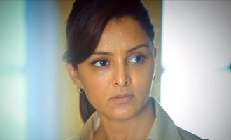 Manju Warrier injured in malayala movie shooting