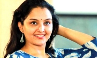 Manju Warrier trapped in landslide without food and water