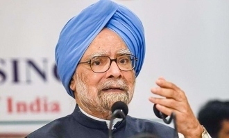 India is mired in three major dangers  Former Prime Minister Manmohan Singh commented