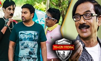 Will Tamil Padam 2 Create Political Controversy ? : Mano Bala Explains