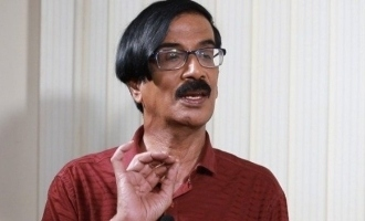 Manobala says about to stop serial actors suicide