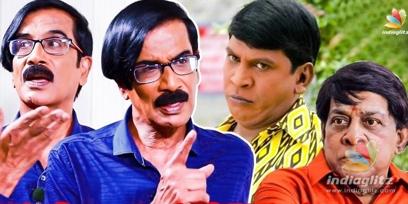 Exclusive! Manobala reveals a Mr. X misguiding Vadivelu into controversy