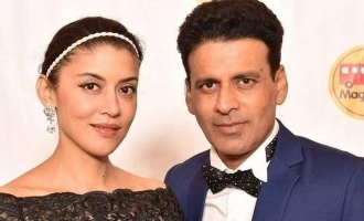 Is Manoj Bajpayee of 'The Family Man' fame married to a tamil actress?